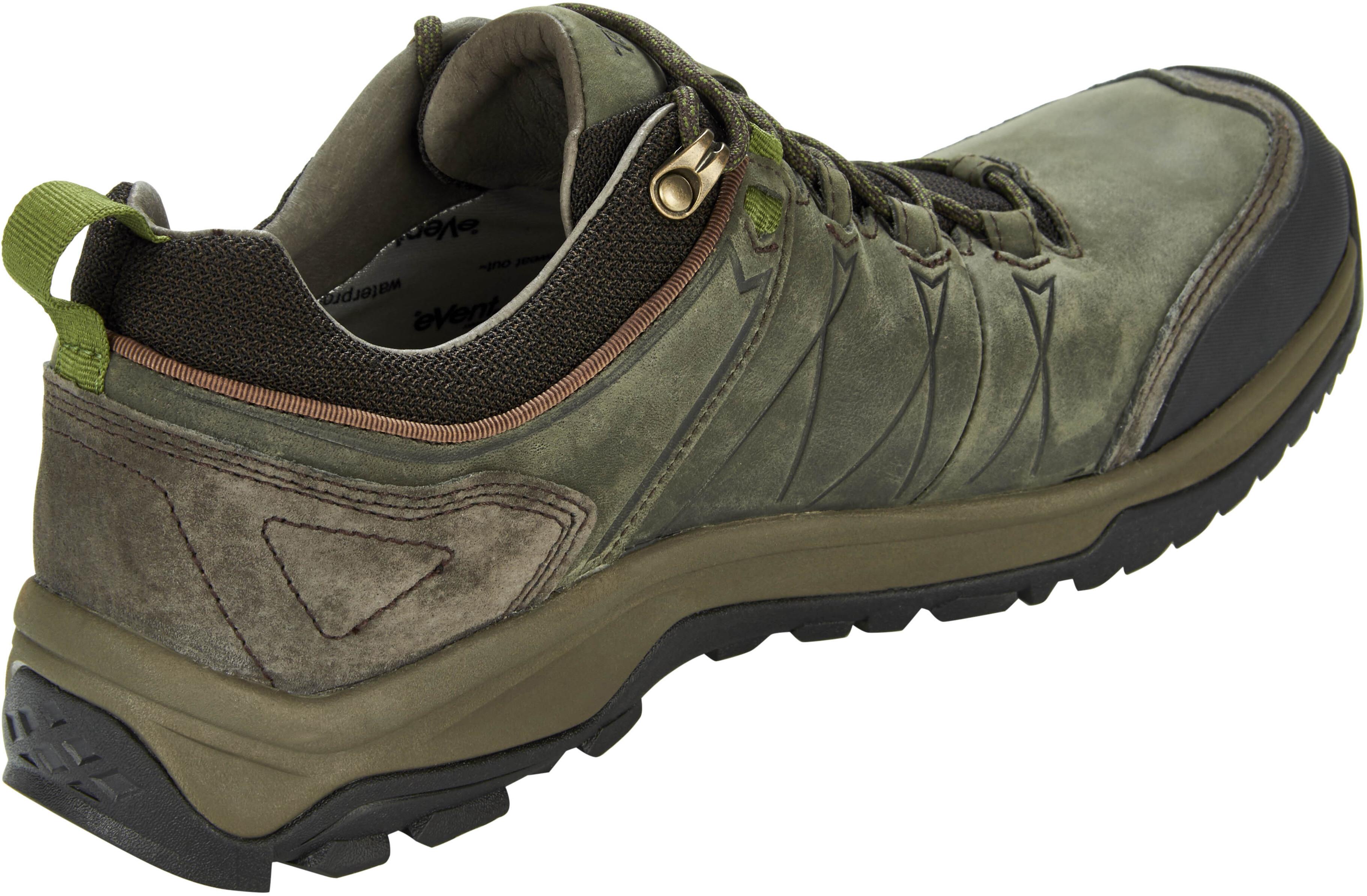 37ea667339b1 Teva Arrowood Riva WP Shoes Men black olive at Addnature.co.uk